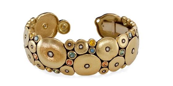 Alexus Sepkus 18k Yellow Gold Bracelet