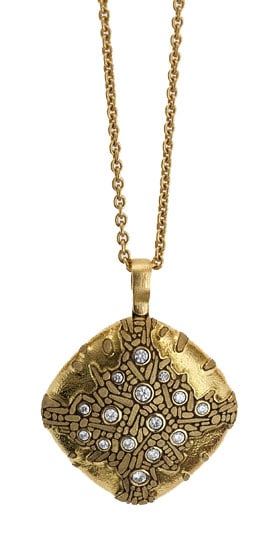 Alex Sepkus 18k Yellow Gold Necklace