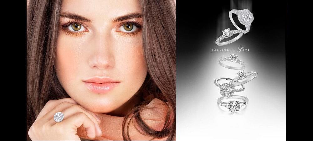PeJay Creations Bridal Rings