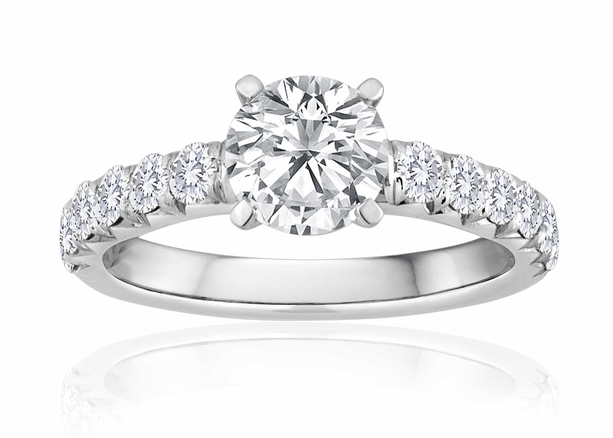 Diamond Wedding Ring 61176