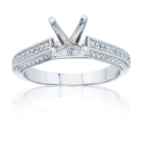 Diamond Wedding Ring 62696