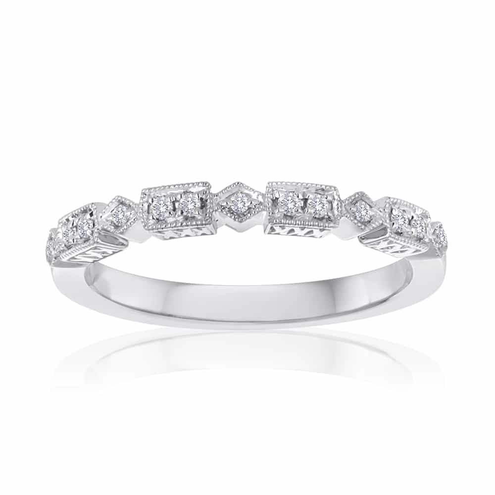 Imagine Bridal Diamond Anniversary Band 73136