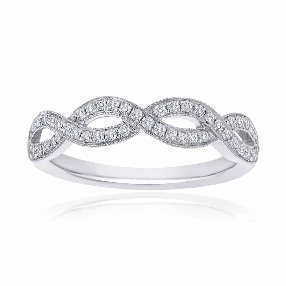 Imagine Bridal Diamond Anniversary Band 73586
