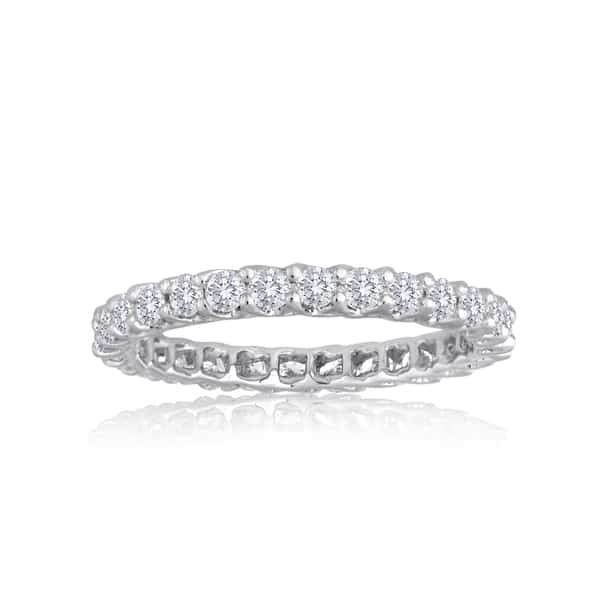 Diamond Engagement Band 88286