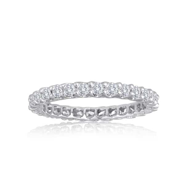 Diamond Engagement Band 88286