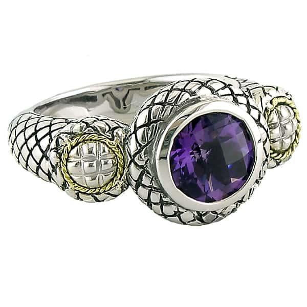 Andrea Candela Sterling Silver Ring 2