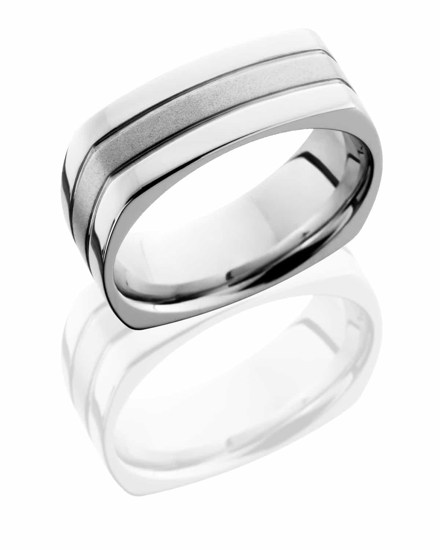 Ring CC8FSQ2.5 Bead-Polish