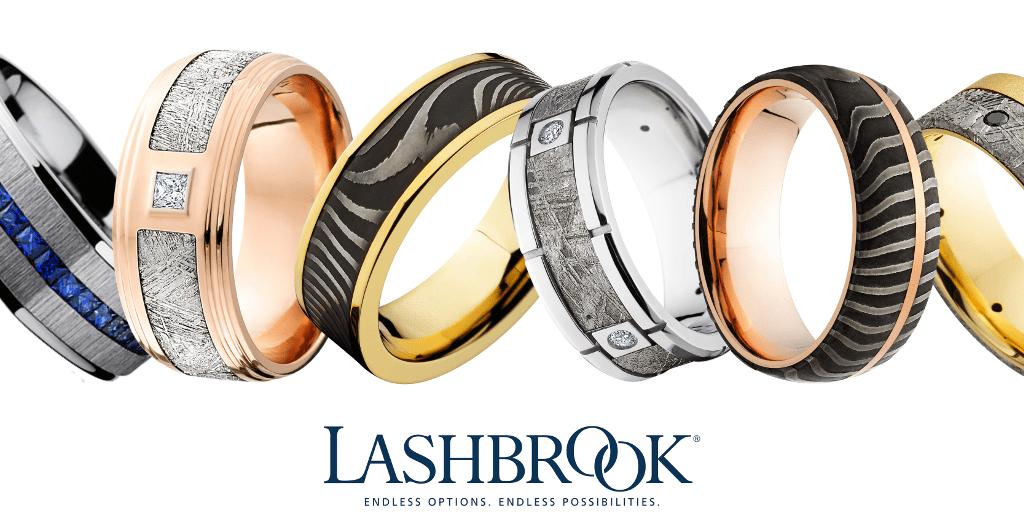 Lashbrook Wedding Bands