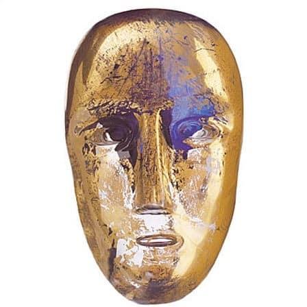 Kosta Boda Brains Midas Sculpture 7090003