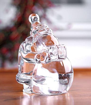 Kosta Boda Santa San Christmas Figurine Paperweight 4 1/8