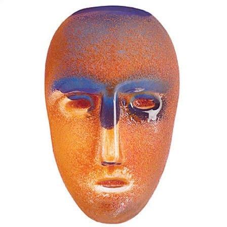 Kosta Boda Brains Cesare Sculpture 7099862