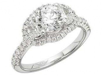 Martin Flyer Bridal Ring CT02HMZ-B