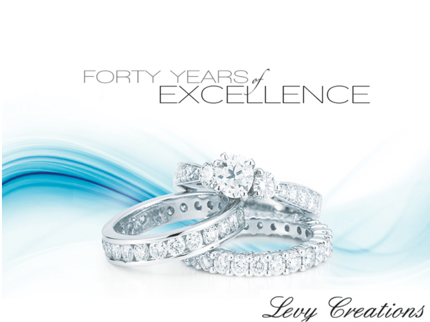 Levy Creations Bridal Rings