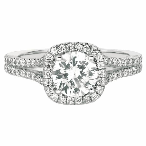Our Destiny Our Dreams Micropave Engagement Ring 1