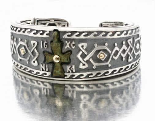 Nouveau 1910 Byzantine Bracelet 01