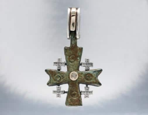 Nouveau 1910 Byzantine Cross 02