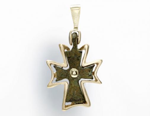 Nouveau 1910 Byzantine Cross 01