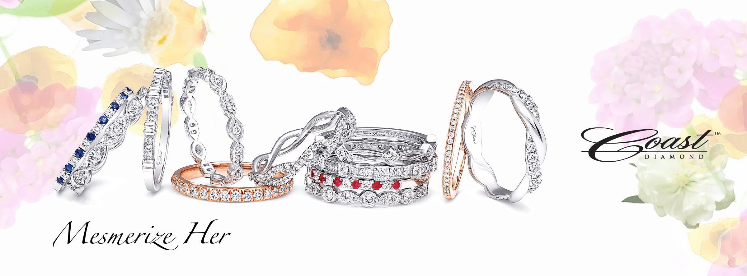 Coast Bridal Rings
