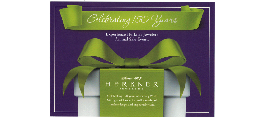 The Herkner Annual Sale Has Ended!  You missed it!